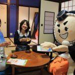 松雲堂がカブッキーのおうちに! 9/29〜10/9