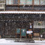 石川県、6年ぶりの大雪でした